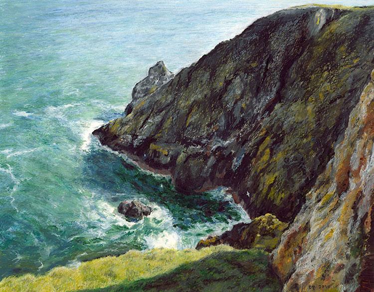 St Abbs Cliff