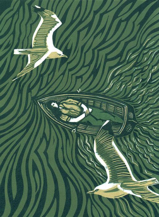 Cast Adrift (Green)