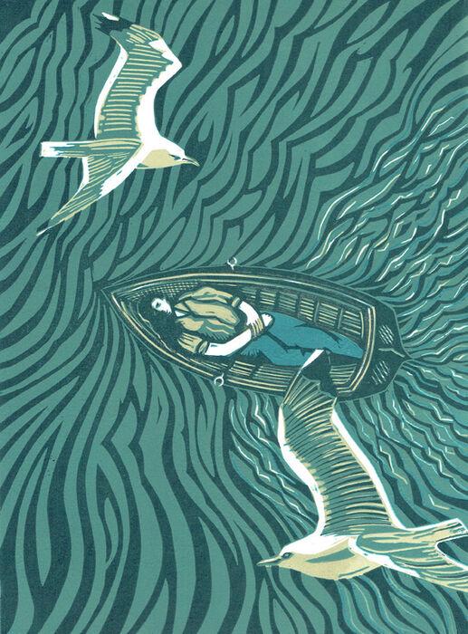 Cast Adrift (Aquamarine 2)