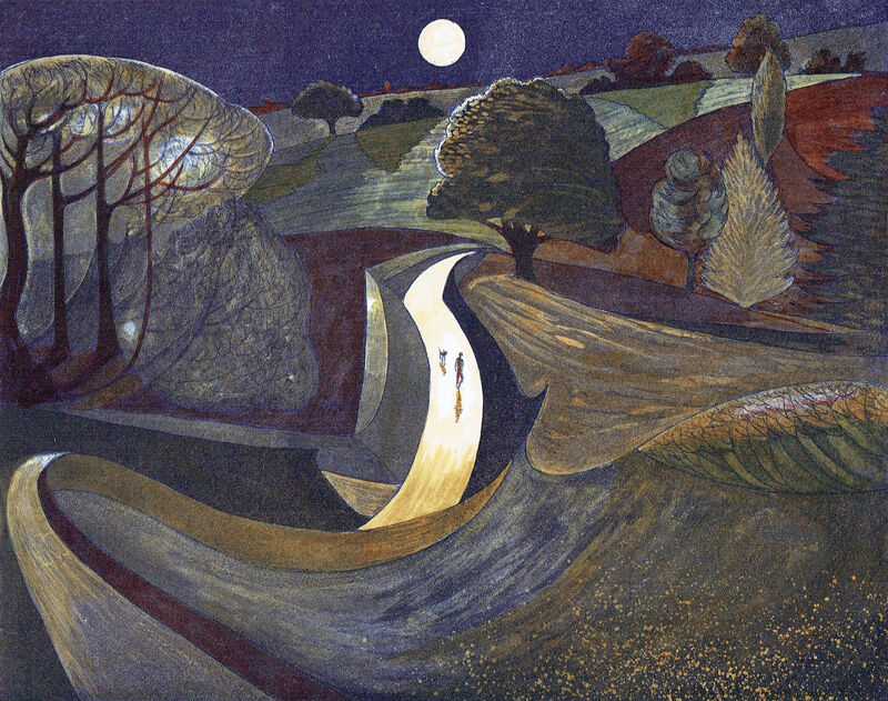 The Shining Path (November)