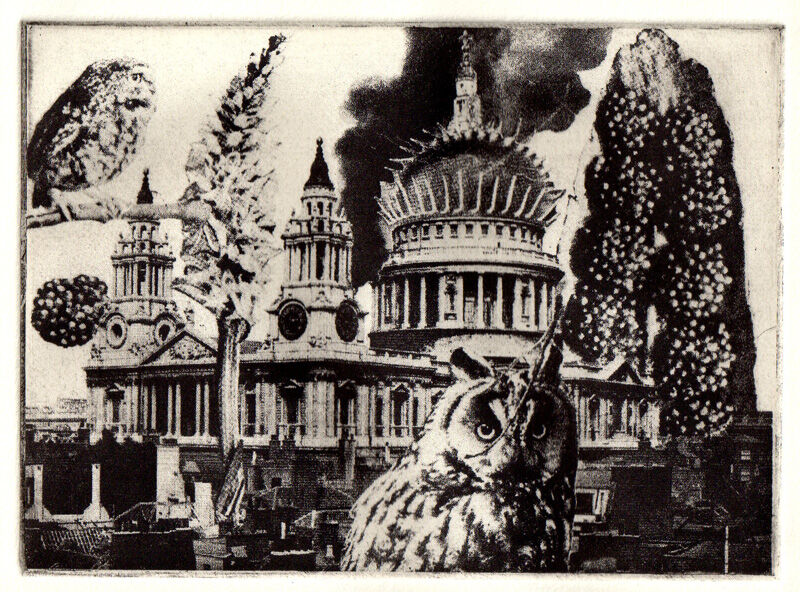 The Fall of St Paul's