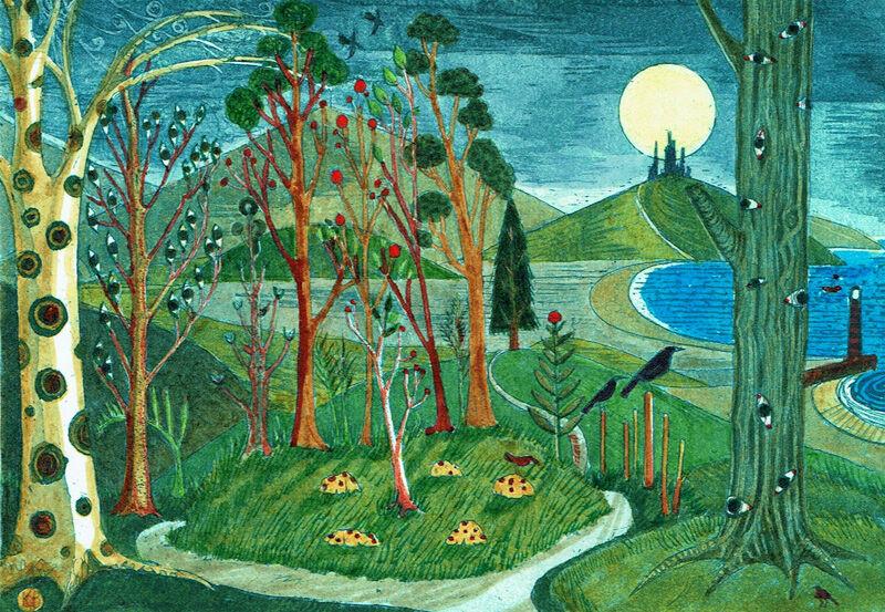 The Sacred Grove 15/60