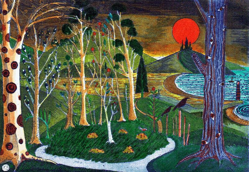 The Sacred Grove (25/60)