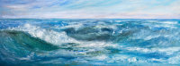 Still a Big Sea Running - Sold