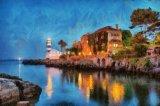 Casa Maria Lighthouse Cascais Portugal