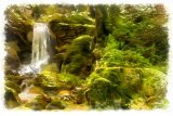 Sintra Waterfall Portugal