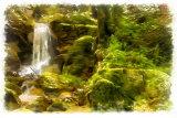 A Waterfall in Sintra
