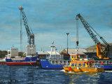 Ballast Quay, Poole Harbour