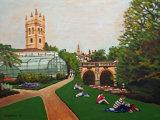 Botanic Gardens, Oxford (2)