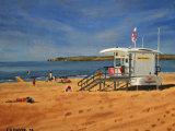 Lifeguard Station, Bournemouth Beach