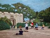 The Art Class, Portland Castle
