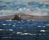Godrevy Island (From St Ives)