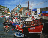 Red Trawler, Mevagissey