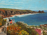 Porthcurno (From the Minack Theatre)