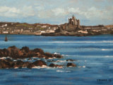 St Michael's Mount (from Mousehole)