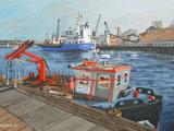 Service Tender, Poole Quay