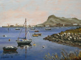 Portland Harbour (from Smallmouth)