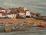 View Of St Ives (Subdued Light)
