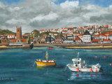 St Ives, High Tide