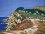 Looking Into Stair Hole, Lulworth (2)