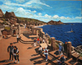 The Minack Theatre (Stage Level)