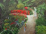 The Red Bridge, Abbotsbury