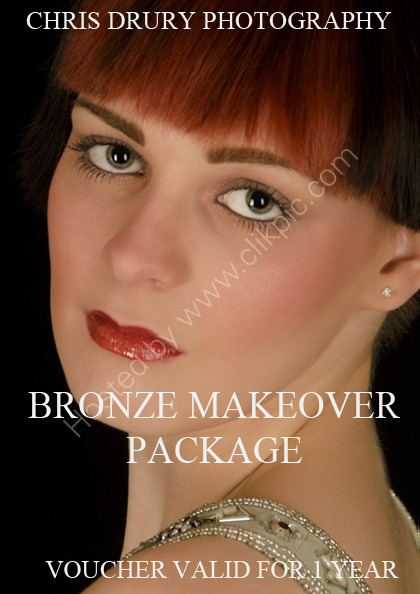 Bronze Makeover Package
