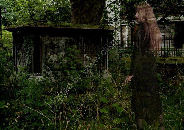 Ghostly visit