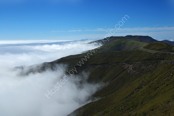 Front approaching (Madeira)