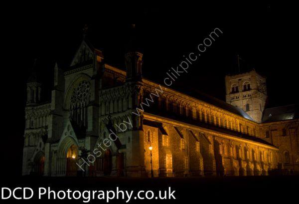 St Albans Abbey a)