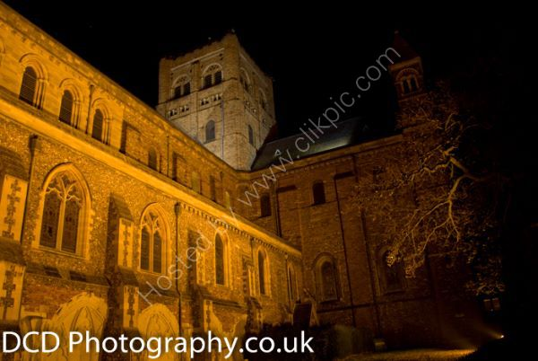 St Albans Abbey b)