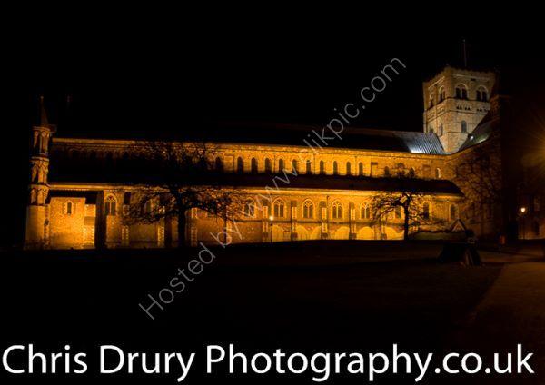 St Albans Abbey c)