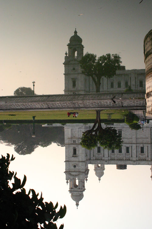 calcutta reflection