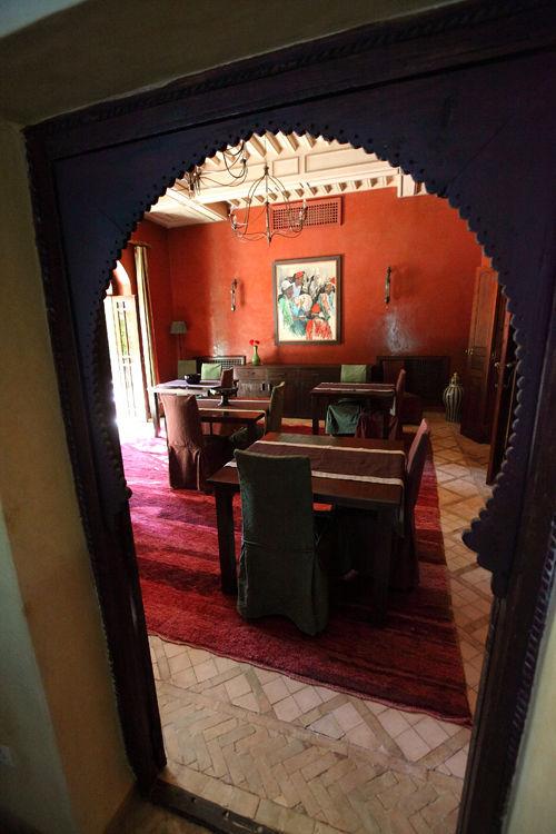 zemora dining room