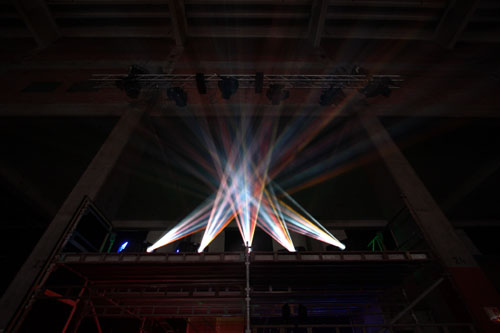 IOS beams