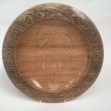 Coloured rim oak (quarter sawn)