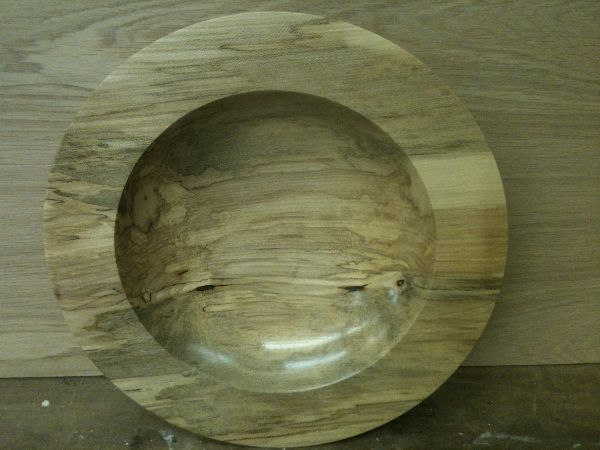 Spalted sycamore