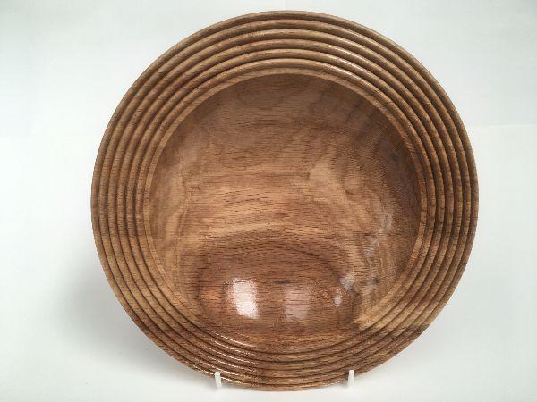 Beaded rim oak