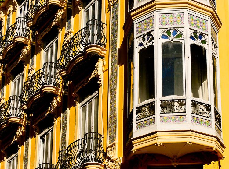 Balconies Modernista. VLC. SP. NR20