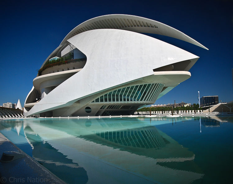 City of Arts & Sciences. Opera House-NR20-