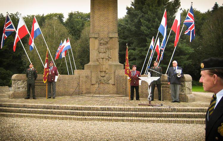 Commemoration. Operation Market Garden. Arnhem. NL. NR30-