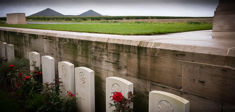 Dud Corner Cemetery. Les Doubles Crassiers. Loos. FR. NR20