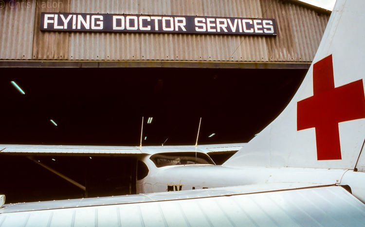 Flying Doctor Service 1. Nairobi. Kenya. NR25