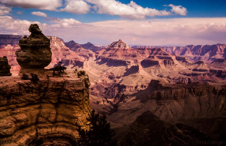 Grand Canyon 2. Arizona. U.S.A. NR25