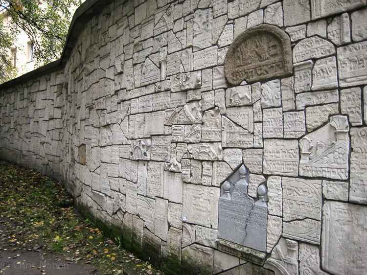 Jewish Cemetary. Kazimierz. Krakow. PL. NR20
