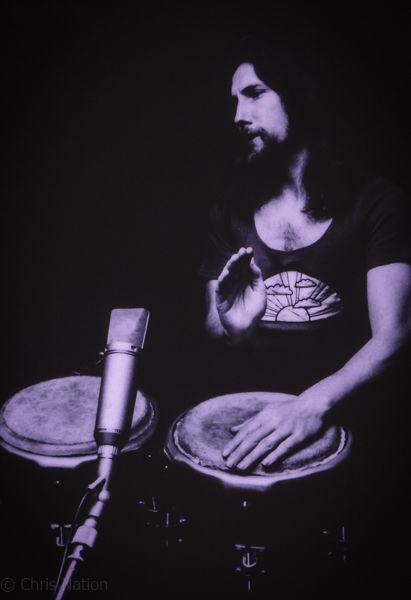 John Field. Jade Warrior. Decca Studios. London. ENG
