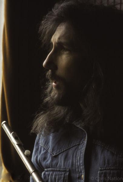 John Field. Jade Warrior. The Manor Studios. Oxon. ENG