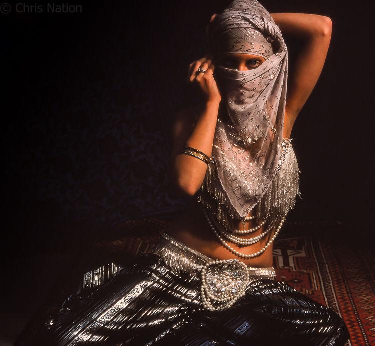 Sara Sterman. Belly Dancer. NR20