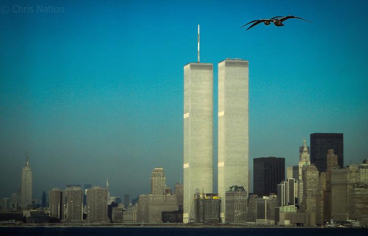 Twin Towers 1. N.Y.C.  N.Y. U.S.A. NR25