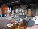 photographic exhibition, derelict places